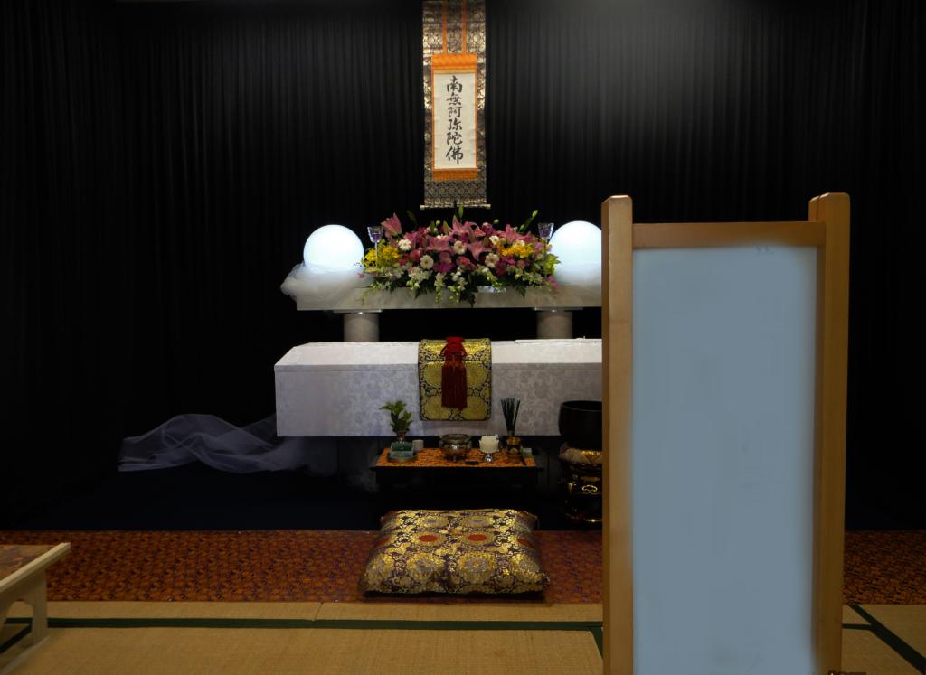 住之江区の生活保護での葬儀実例